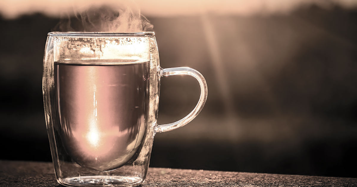 Benefits of drinking warm water every day at every age